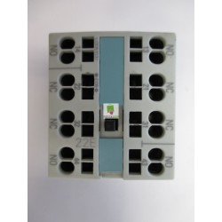 Auxiiliary switch block 3RH1921-2HA22