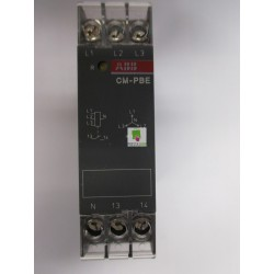 Phase fault monitoring relay CM-PBE