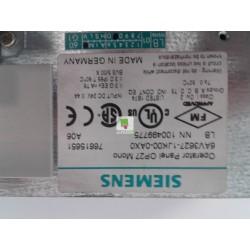 OPERATOR PANEL OP27 STN-MONOCHROM-LC-DISPLAY