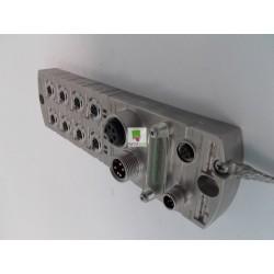 MVK I/O COMPACT MODULE, METAL, Profibus DP, 16 dig In / Diag.