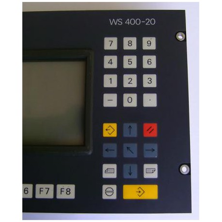 Bedienfeld WS 400-20 6FM1420-1CA00 V-A5
