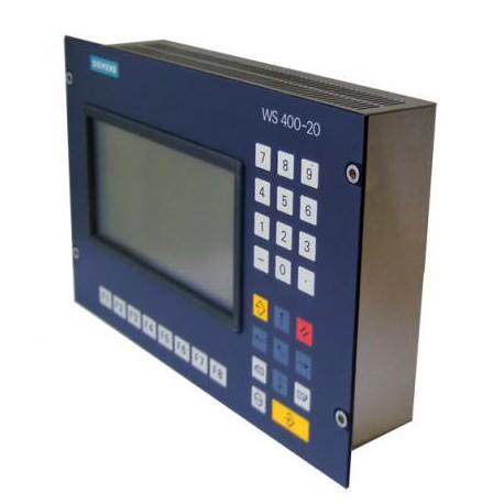 Siemens Bedienfeld WS 400-20 6FM1420-1CA02