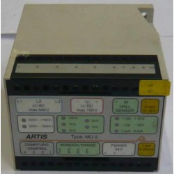 Artis MU2 V-0952-03/92